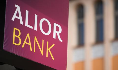 Zysk netto Alior Banku w IV kw. '20 wyniósł 120,3 mln zł wobec konsensusu 71,5 mln zł