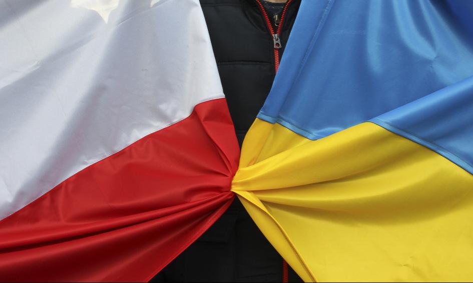 Polska wspiera rozwój gospodarki Ukrainy