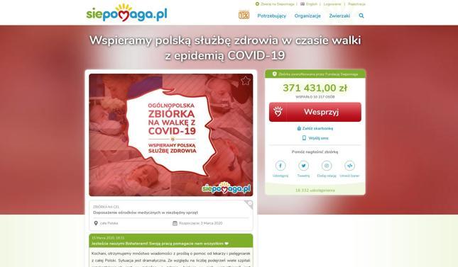 CERT Polska i ZaufanaTrzeciaStrona ostrzegają przed fałszywymi zbiórkami pieniędzy