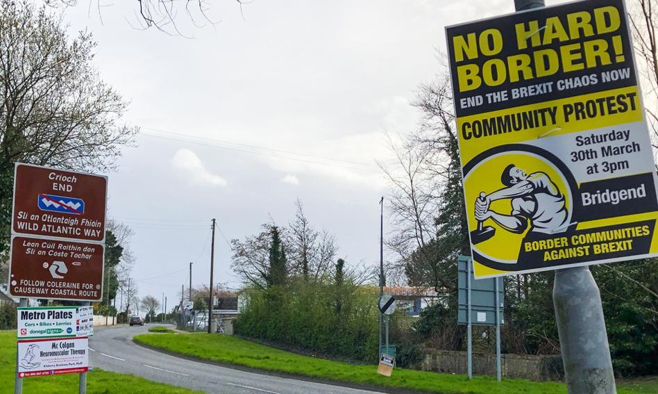 Impas o protokół północnoirlandzki trwa. UE i Wielka Brytania wymieniają się propozycjami