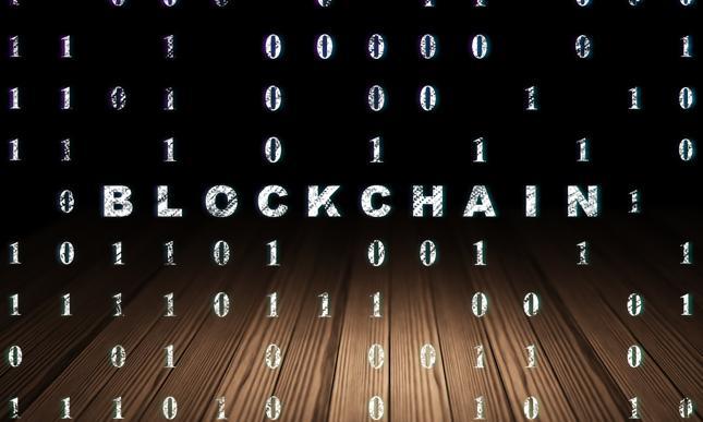 Giełdowa spółka ogłasza wejście w blockchain