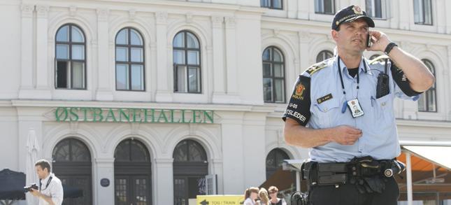 Norwescy policjanci dziś po raz ostatni będą mieli przy sobie broń