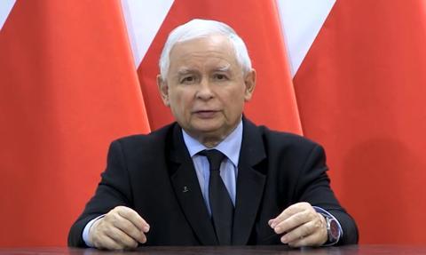 """Jarosław Kaczyński odpowiada Strajkowi Kobiet. """"Demonstracje będą kosztowały życie wielu osób"""""""