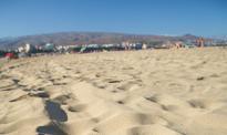 Powstała pierwsza plaża tylko dla młodzieży