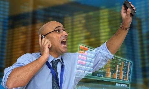 Kolejny rekord Nasdaqa. Dow Jones znów pod kreską