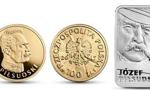 NBP wyemituje monety z Piłsudskim