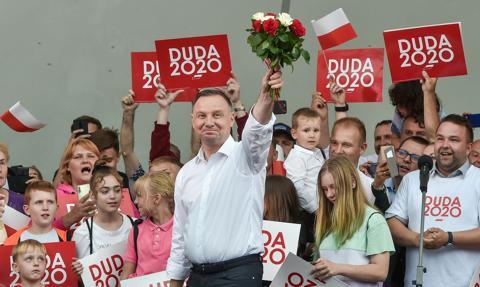 Duda: Polska jest na progu wielkiego boomu inwestycyjnego
