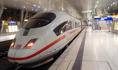 Rekordowe straty niemieckiej kolei