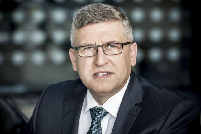 Leszek Niemycki, Wiceprezes Zarządu Deutsche Bank Polska