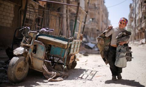Sankcje unijne wobec syryjskiego reżimu przedłużone o kolejny rok