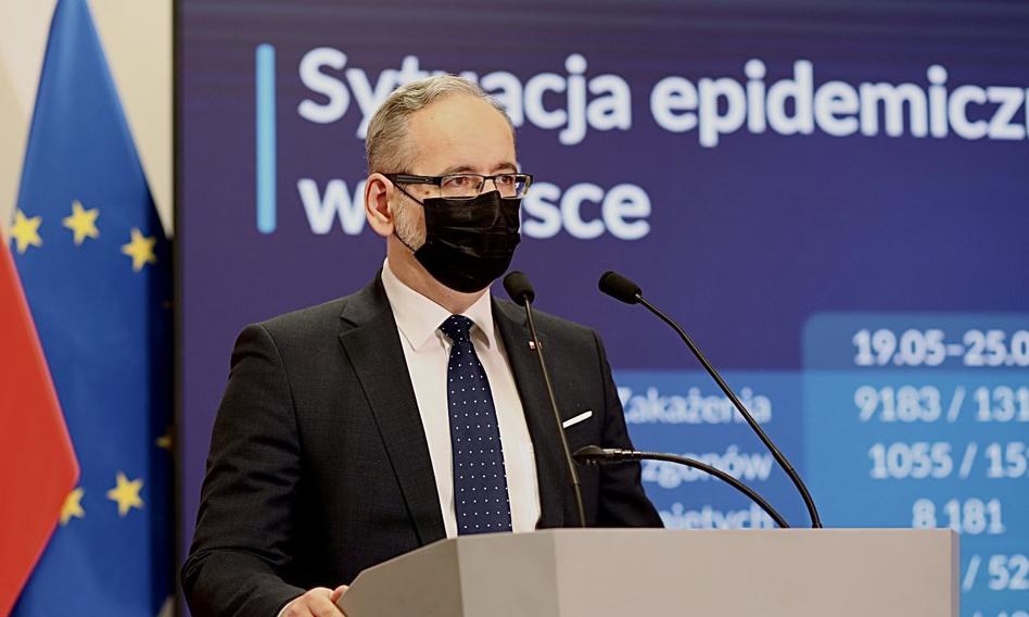Minister zdrowia: W Polsce restrykcje covidowe są bardzo liberalne