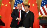 Trump: Jest duża szansa na umowę handlową z Chinami