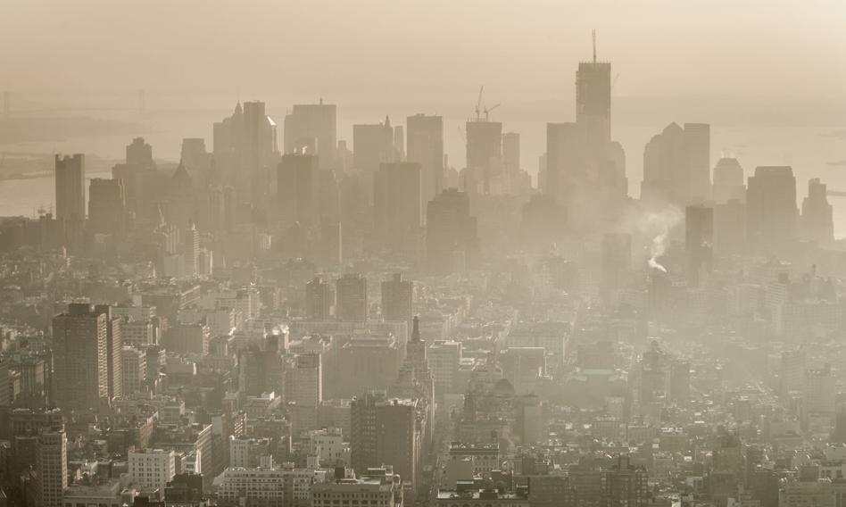 Jakość powietrza w Nowym Jorku najgorsza od 15 lat