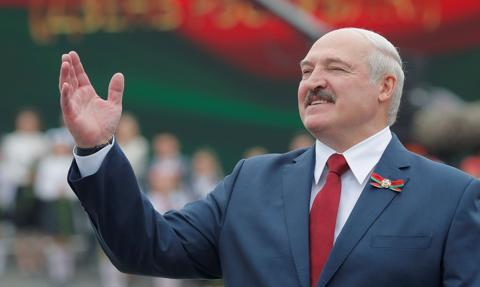 Łukaszenka: Protestami po wyborach kierowano m.in. z Polski