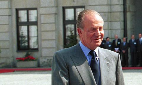 Były król Hiszpanii Juan Carlos informuje o zamiarze opuszczenia kraju