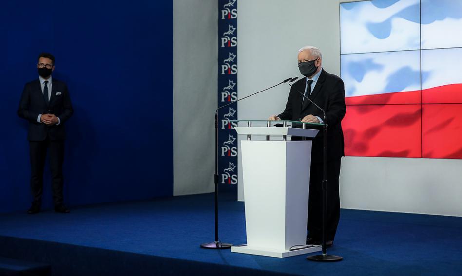 Arkadiusz Czartoryski wraca do PiS. Prawo i Sprawiedliwość znowu ma większość