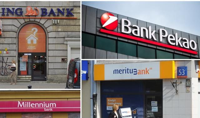 Banki frankowe kontra niefrankowe