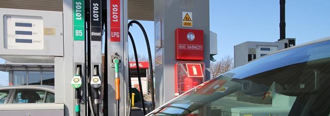 Apel do rządu o wyjęcie handlu paliwami z ustawy o podatku od  sprzedaży detalicznej