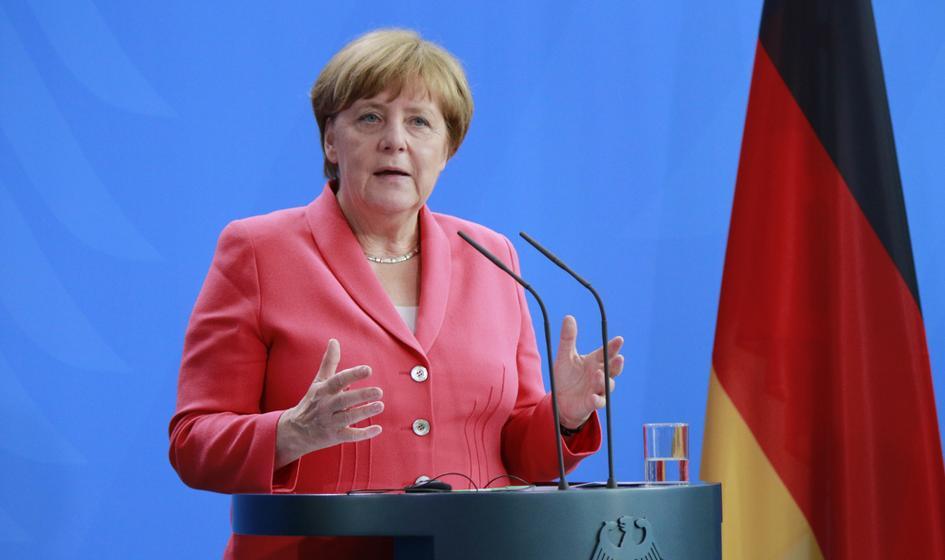Merkel: Niemcy przekażą biedniejszym krajom 350 mln dawek szczepionek