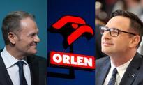 Obajtek i Tusk spierają się o Orlen. Wojna PiS-PO kontra giełdowa rzetelność