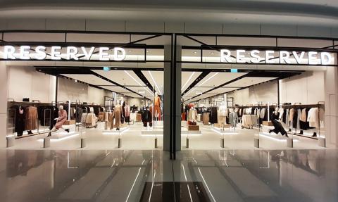 Reserved otwiera sklep w największym centrum handlowym na świecie