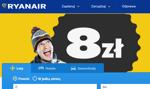 Megaobniżki lotów w Ryanair. Trwa Czarny Piątek