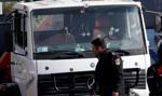 Izrael: ciężarówka wjechała w żołnierzy w Jerozolimie