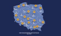 Masowa przecena działek budowlanych. Tanieją zwłaszcza najmniejsze. Nowy raport Bankier.pl