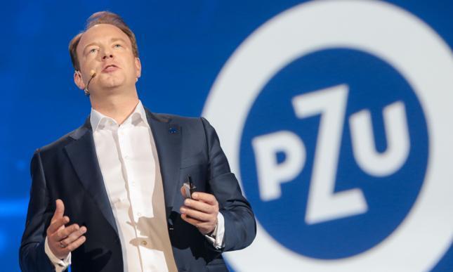 Paweł Surówka, prezes zarządu PZU.