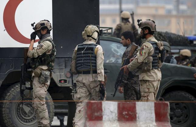 Afganistan: zamach w Kabulu. Nie żyje 7 osób, a ponad 300 zostało rannych