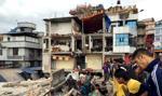 Liczba ofiar trzęsienia ziemi w Nepalu przekroczyła 5 tys.