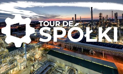 """Jak się produkuje paliwo? """"Tour de spółki"""" - PKN Orlen"""