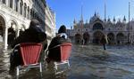 Naukowiec: zmiany klimatyczne przyczynią się do częstszych powodzi w Wenecji