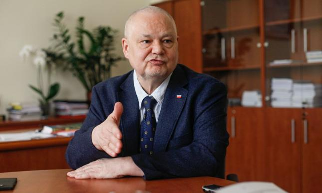 Glapiński: W 2017 r. koniunktura w Polsce była korzystna