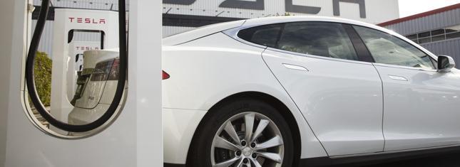 Samochody Tesla Motors trafiają na rynek wtórny