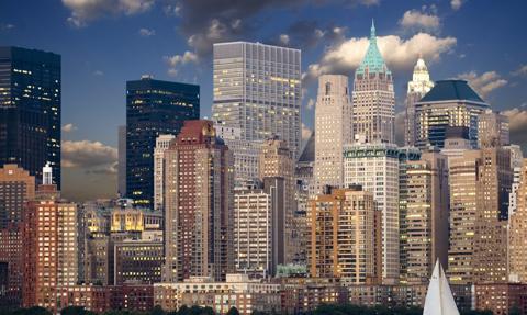 Spadają dochody chińskich firm w Nowym Jorku