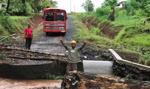 Tropikalny cyklon Sarai atakuje Fidżi