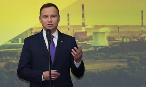 Duda: Wśród tematów rozmów z prezydentem Islandii geotermia