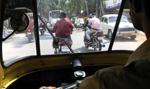 Jak wygląda życie kierowcy autorikszy w Delhi
