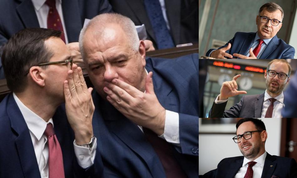 """Jagiełło skreślony przez """"dobrą zmianę"""". Najdłużej w siodle prezes GPW"""