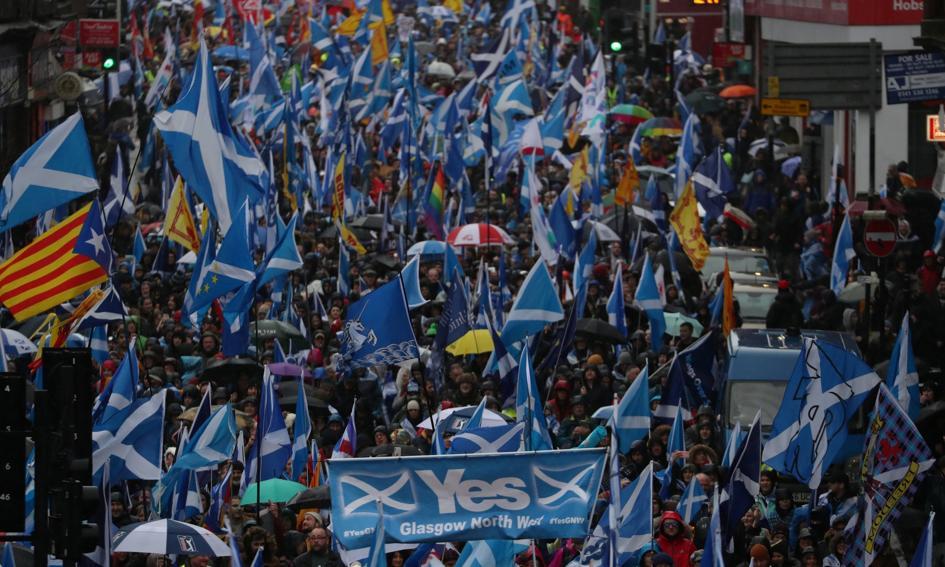 Szkocki rząd złożył projekt ustawy o nowym referendum niepodległościowym