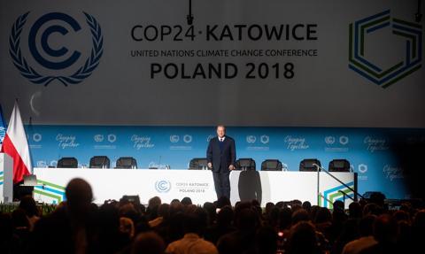 COP24: Polska wyróżniona antynagrodą roku przez ekologów