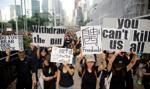 YouTube blokuje konta chińskiej kampanii przeciw protestom w Hongkongu