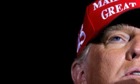 Prezydent Trump opuścił Biały Dom