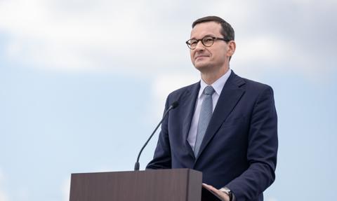 Morawiecki: W kwestii 5G cała Europa musi stać razem z USA