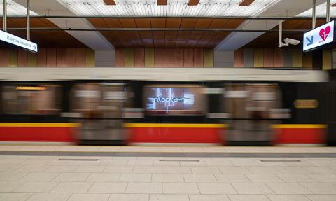 Opóźnienie na budowie drugiej linii warszawskiego metra