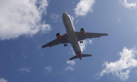 Wstrzymane loty z portu Olsztyn Mazury do Londynu