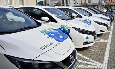 Leasing napędza polską elektromobilność