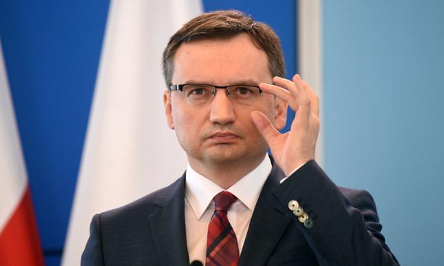 Zbigniew Ziobro, minister sprawiedliwości.