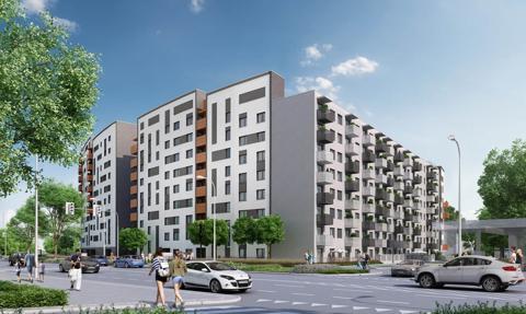 Develia wprowadziła do sprzedaży 110 lokali w Warszawie